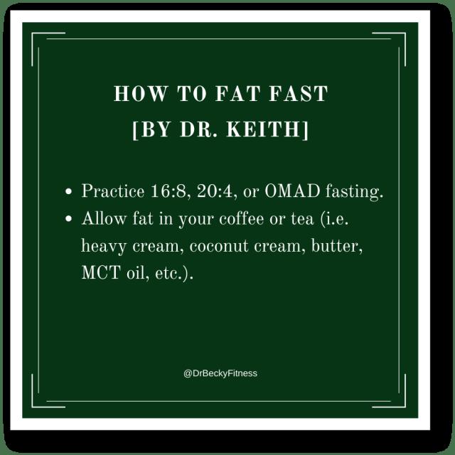 Fat Fast