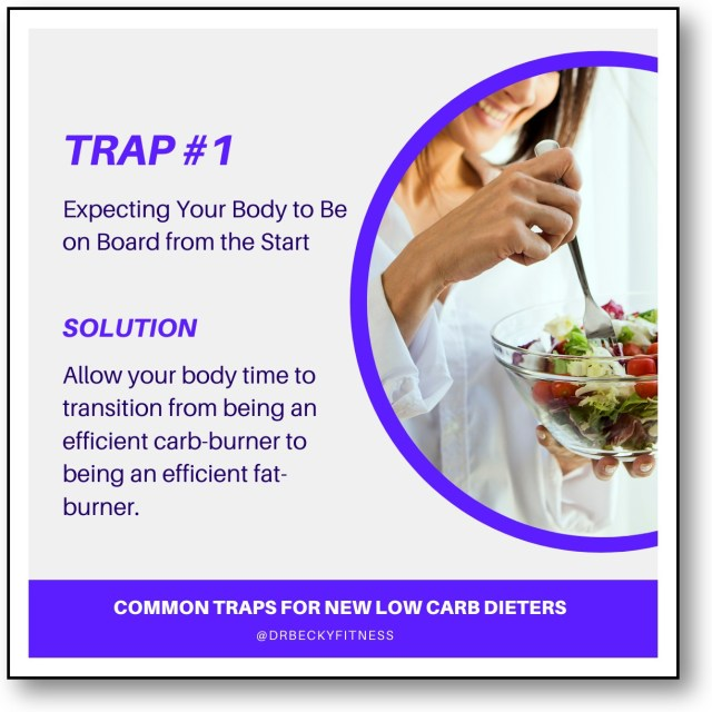 Trap #1: Expecting your body to be on board from the start.