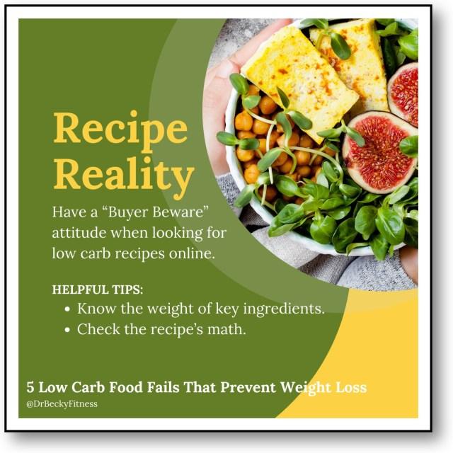 Recipe Reality