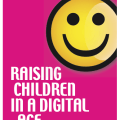 "Book Cover ""Raising Children in a Digital Age"""