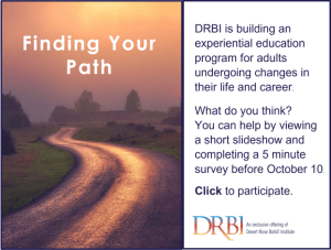Finding Your Path - click to participate