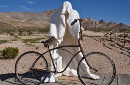 Ghosts in Death Valley