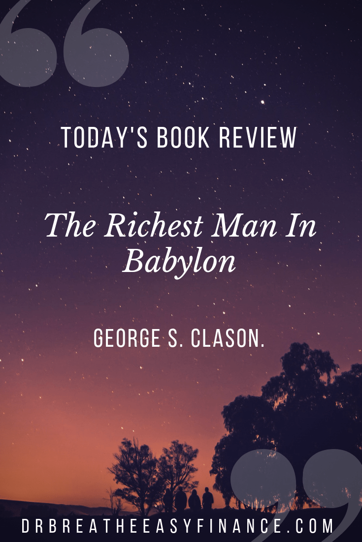 Learn the step by step proven method to become filthy rich from the review of the best personal finance book. The richest man in Babylon. Click here now to enjoy the full reviews and start applying it to your personal finance life now.