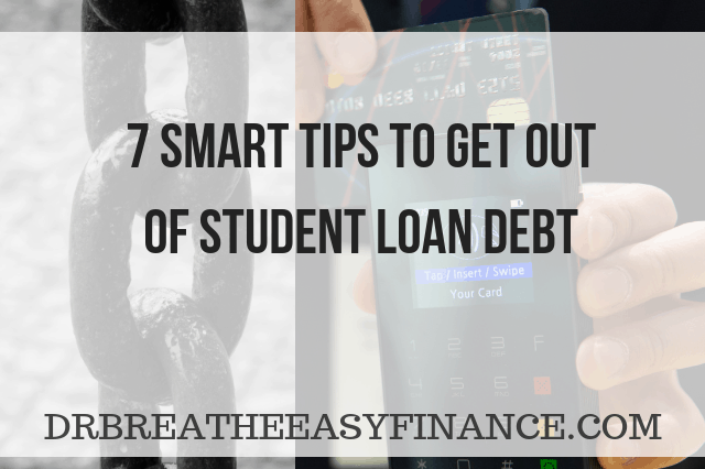 Student Loan Debt Is Bondage  – Here's 7 Ways To Set Yourself Free