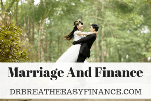 Marriage And Finance: Everyone Focus On Love, Focus On Finance Instead