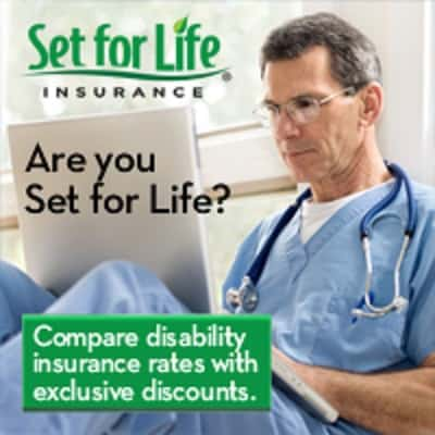 Set for life insurance, Dr Breathe Easy Finance