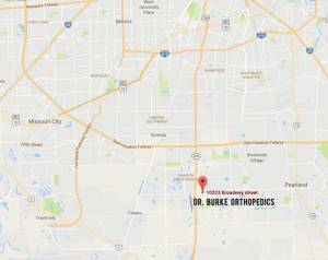 Dr. Burke Stem Cell Therapy Treatment Location