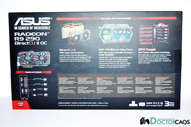ASUS Radeon R9 290 DirectCU II OC (2)