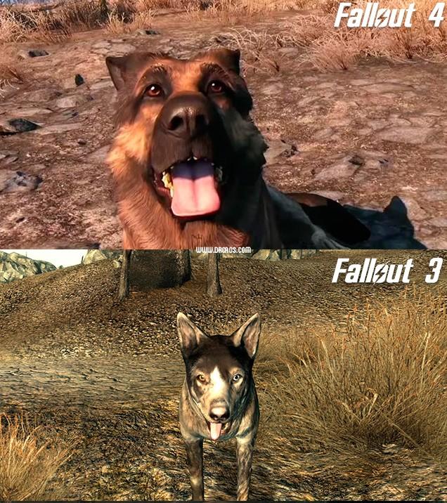 fallout 3 vs fallout 4-3