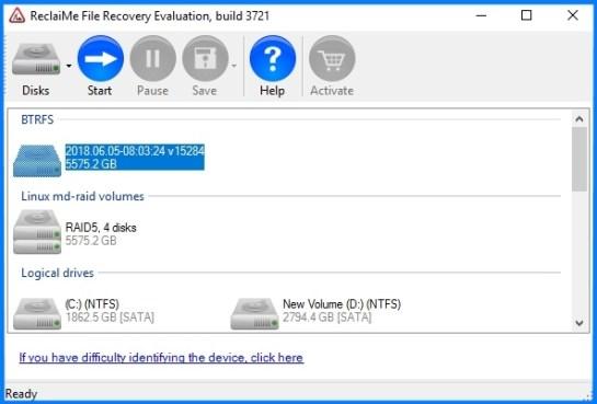 Cómo recuperar datos de un disco duro