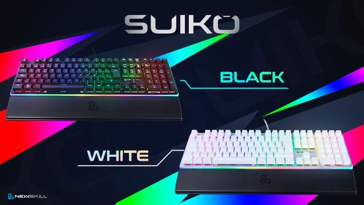 Newskill teclados mecánicos