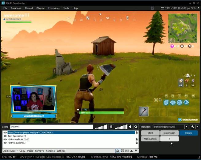 programas para hacer Streaming