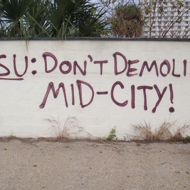 Protest Graffiti