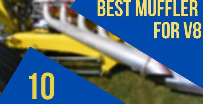 Best Muffler For V8