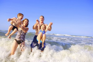 Family-Fun-on-Beach