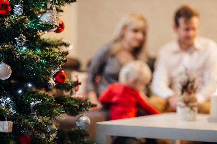 how moms can cope with holiday stress