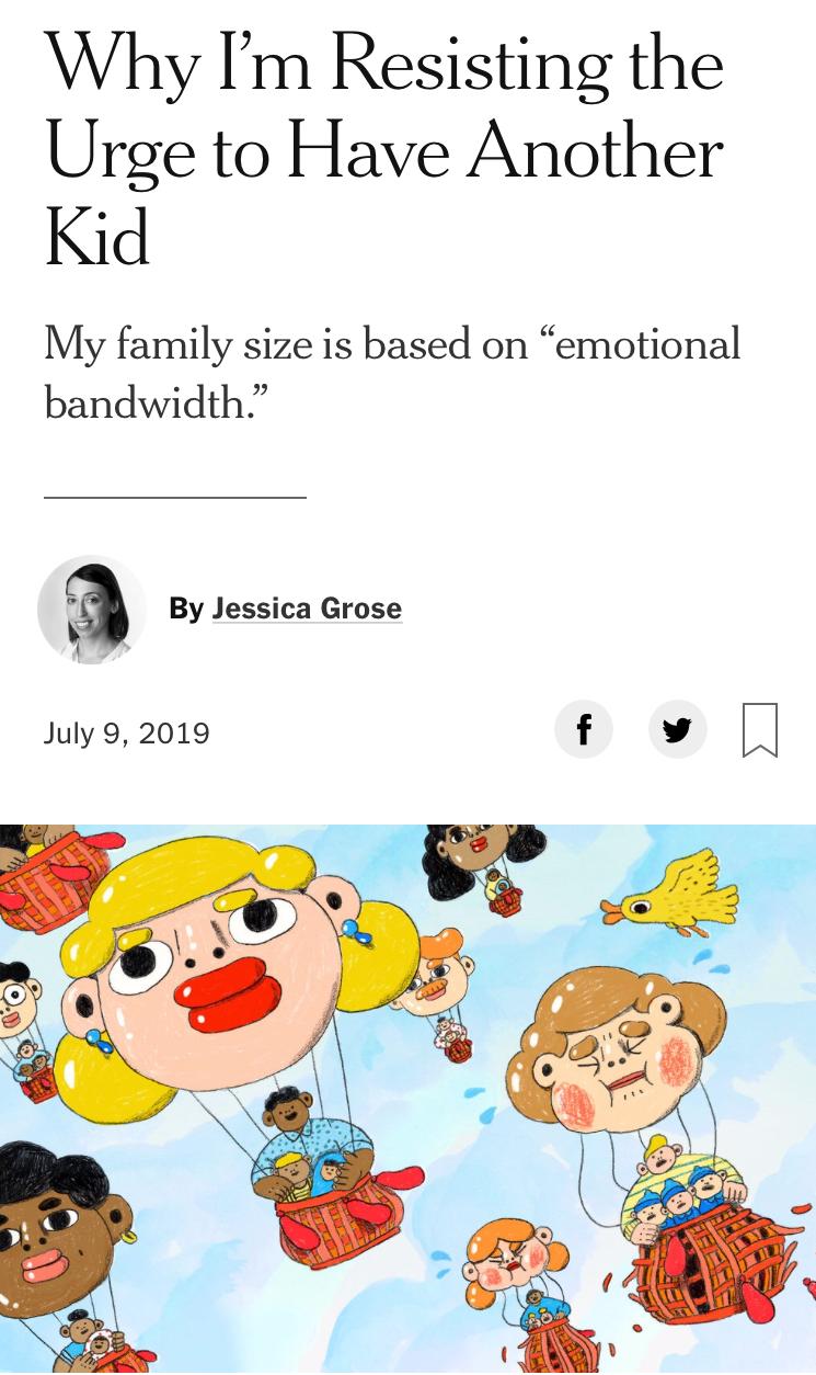 emotional bandwith