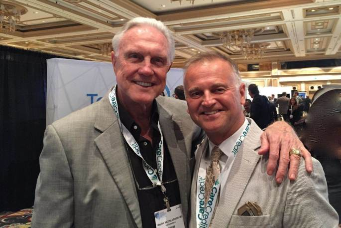 Drs. Greg Chernoff and Gaylon McCollough attend the 12th Annual Vegas Cosmetic Surgery and Aesthetic Dermatology Multi-Specialty Symposium June 8-12, 2016 in Las Vegas.