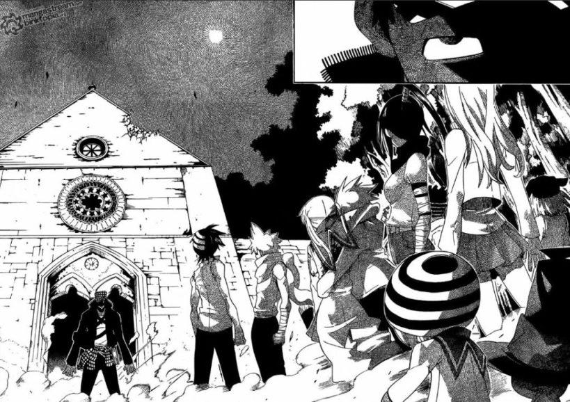 manga,animé,soul eater,fire force,Atsushi Ōkubo,Kurokawa,shonen,folie,maka,maka albarn