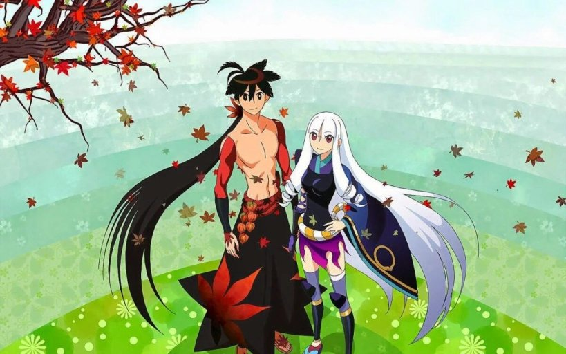 animé,aventure,histoire,Japon,katanagatari,Mangas,sabres,saison
