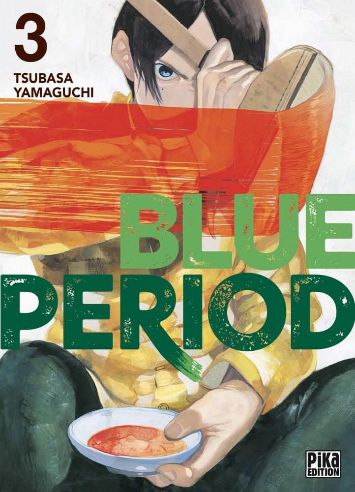 blue périod tome 3