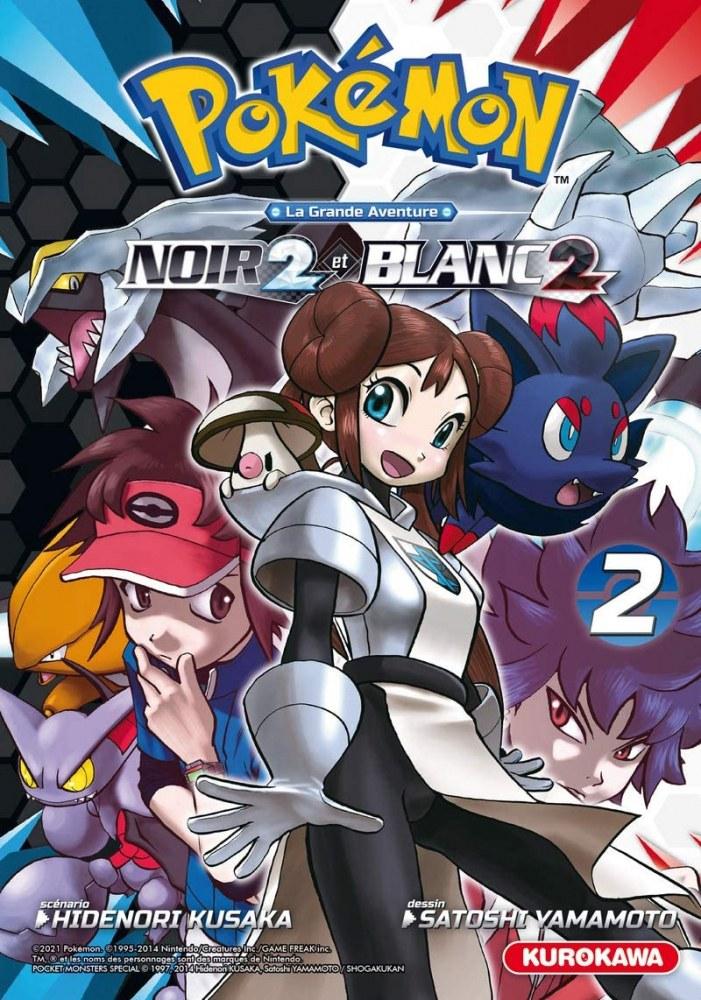 pokémon noir et blanc 2 tome 2