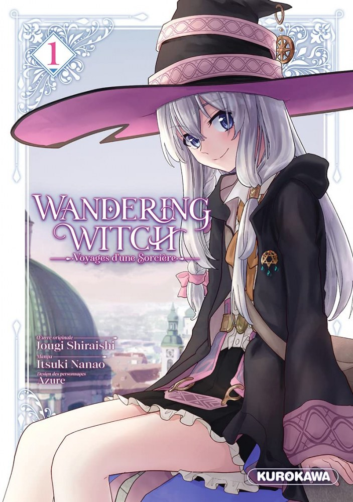 wandering witch t1