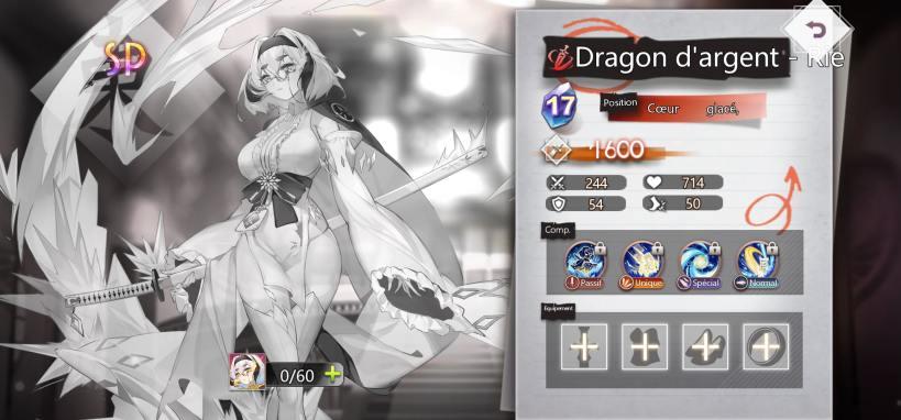 dragon d'argent rie