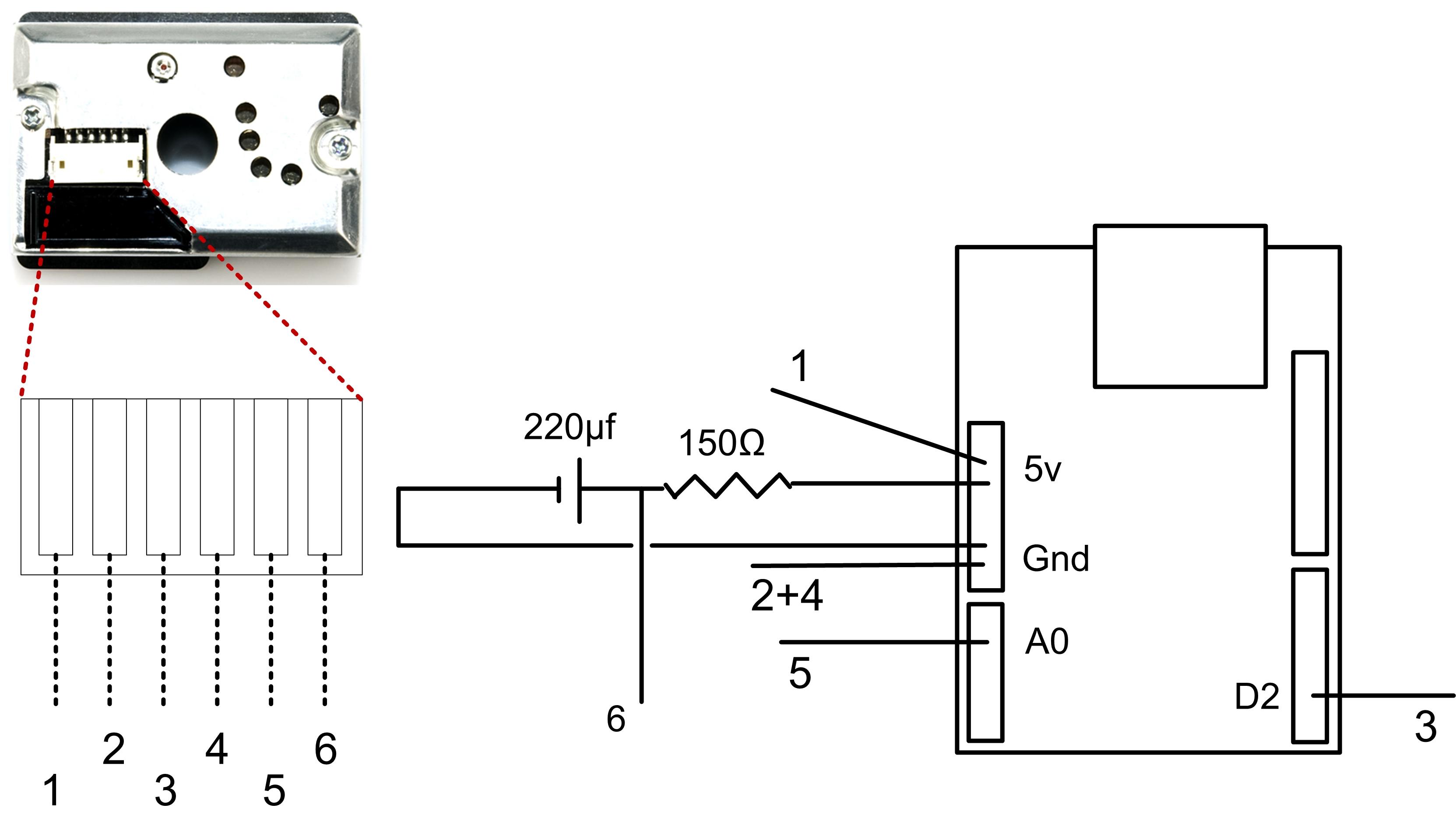 Diy Particulate Sensor Drcjcrosby