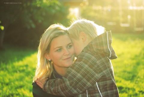 caring-mom