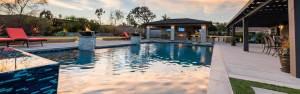 DRC Pools Orange County CA Serenity Retreat