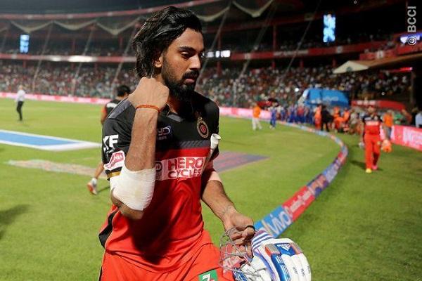 KL Rahul Feels Royal Challengers Bangalore Peeking At