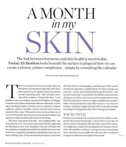 Psychologies_Page1_Oct 2015 issue
