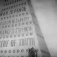 Orwell War is Peace BBC