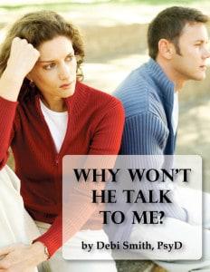 why do men stonewall?