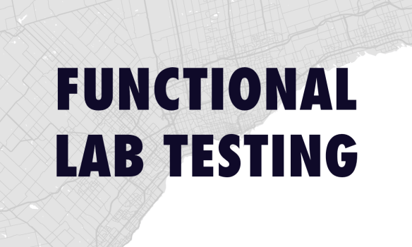 title image for webpage dedicated to functional lab testing