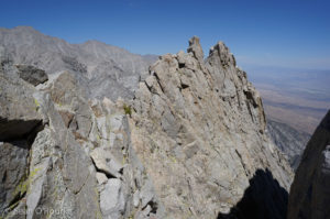 Crux-y section