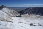 East from Venable Pass