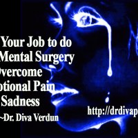 Mental Surgery to Overcome Emotional Pain and Sadness