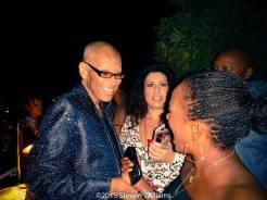 Tracy Kennedy - Celebrity Make-Up Artist - Bigger than Life by Dr. Diva Verdun - divaverdun.com