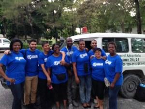 Medical Dental Clinic Haiti 2017