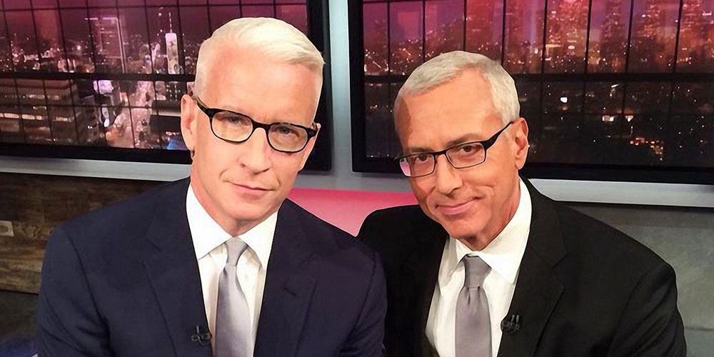 Join Dr. Drew On Anderson Cooper Full Circle FB Live 6:30pm EST.