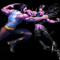 X 23 vs Wolverine
