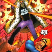 Superman vs Joker