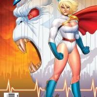 Ultra Humanite vs Power Girl