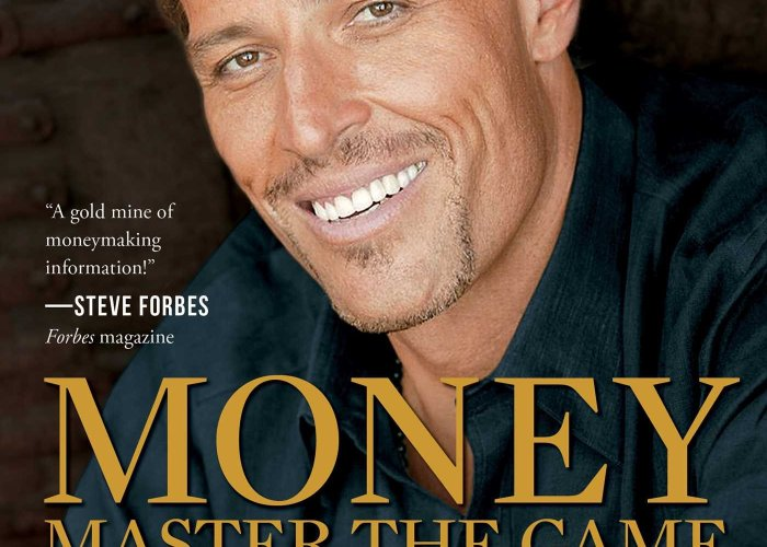 Book Review- Money: Master The Game by Tony Robbins [@TonyRobbins]