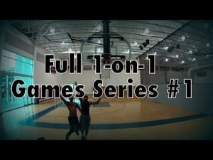 Full 3-Game 1x1 Series #1 *No Commentary* - Dre Baldwin
