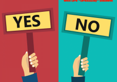 #120 Saying YES Until You Must Say NO