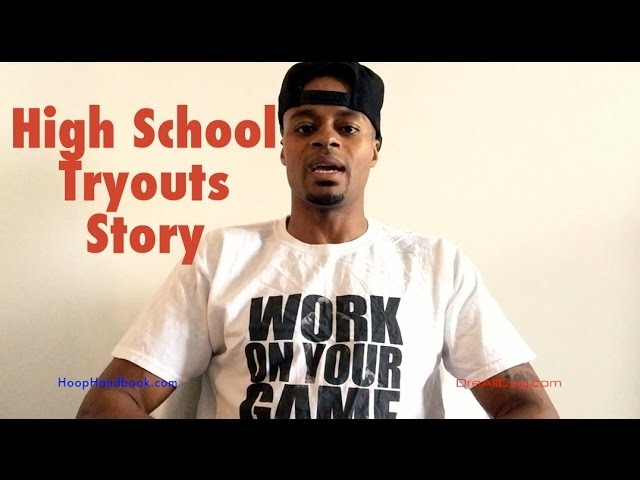 VIDEO Story: 4 Years of High School Varsity Basketball Tryouts