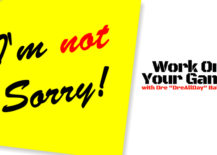#576: No Apology, No Complaint [WOYG Podcast]